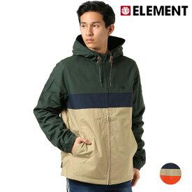 メンズ ジャケット ELEMENT エレメント AJ022-751 GX3 I30