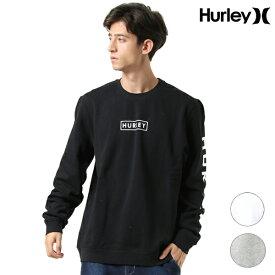 メンズ トレーナー Hurley ハーレー MFTOOFCG ムラサキスポーツ限定 GG3 I30