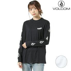 レディース 長袖Tシャツ VOLCOM ボルコム B3531952 Simply Stone LS GX3 I24
