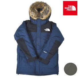 メンズ ジャケット THE NORTH FACE ノースフェイス ND91935 MOUNTAIN DOWN COAT GORE-TEX GG3 J22