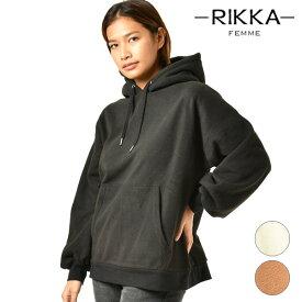 RIKKA FEMME リッカファム パーカー R19W1108 レディース GG3 K5