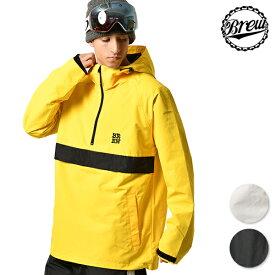 スノーボード ウェア ジャケット BREW CLOTHES ブリュー クローズ 20BRE05002 LIGHT 19-20モデル メンズ インナーウェア GG K18