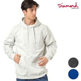 メンズ パーカー Diamond Supply Co. ダイヤモンド サプライ D19DMTG100 LEEWAY HOODIE プルオーバー HH1 A28
