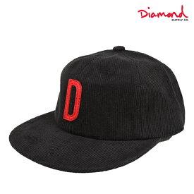 キャップ Diamond Supply Co. ダイヤモンド サプライ D19DMHG003 HOME TEAM HOLI 19 6P HH1 A21