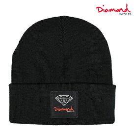 ビーニー Diamond Supply Co. ダイヤモンド サプライ Z18DMHF002CR OG SIGN BEANIE CORE ニット帽 HH A21