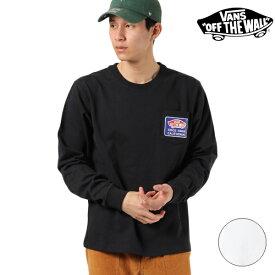 VANS バンズ メンズ 長袖Tシャツ VA20SS-MT55MS ムラサキスポーツ限定 HH1 B6
