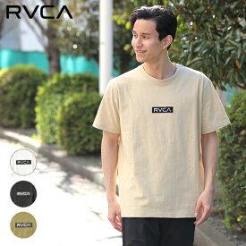 RVCA ルーカ BA041-225 メンズ 半袖 Tシャツ HH1 B20