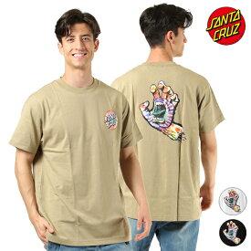 SANTA CRUZ サンタクルーズ TIE DYE HAND S/S TEE 502201412 メンズ 半袖 Tシャツ ムラサキスポーツ限定 HH1 D6