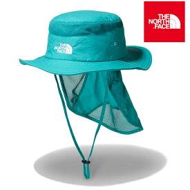 THE NORTH FACE ノースフェイス Kids' Sunshield Hat キッズサンシールドハット NNJ02007 キッズ ジュニア ハット UPF15〜30 HH1 D3