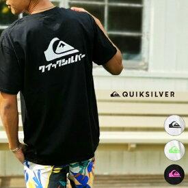 QUIKSILVER クイックシルバー QST201642M メンズ 半袖 Tシャツ ムラサキスポーツ限定 HX1 C23