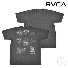 RVCA ルーカ BA041-264 メンズ 半袖 Tシャツ HH2 F2