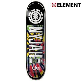 キッズ スケートボード デッキ ELEMENT エレメント BA027-047 KICK FLIPPER NYJAH TIE DYE 7.375インチ HH2 F10