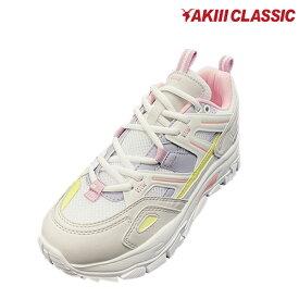 AKIII CLASSIC アキクラシック AKIII RUMBLE ランブル AKC-0001 レディース チャンキースニーカー 韓国発 ちぃぽぽ着用 吉木千沙都モデル HH1 F3
