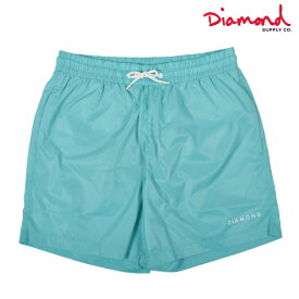 Diamond Supply Co. ダイヤモンド サプライ EMERALD SHORT エメラルド ショーツ B20DMBC001 メンズ ショートパンツ HH2 F13