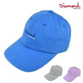 Diamond Supply Co. ダイヤモンド サプライ OG SCRIPT SPORTS HAT スクリプト スポーツ ハット キャップ DMHZ006 HH2 F20