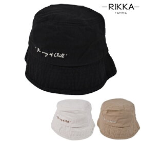 RIKKA FEMME リッカ ファム RF20SS02 ハット HH1 F20