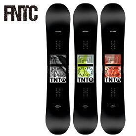 スノーボード 板 FNTC エフエヌティーシー TNT R ティーエヌティー 20-21モデル メンズ レディース HH G6