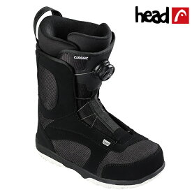 スノーボード ブーツ HEAD ヘッド CLASSIC BOA クラシック ボア 20-21モデル メンズ HH G27
