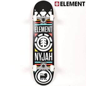 キッズ スケートボード コンプリートセット ELEMENT エレメント BA027-436 NYJAH CROWNED 7.5インチ HH G14