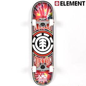 キッズ スケートボード コンプリートセット ELEMENT エレメント BA027-439 NYJAH HAIGHT 7.125インチ HH G14