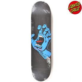 スケートボード デッキ SANTA CRUZ サンタクルーズ SMU Hasco Screaming Hand BLK 31021739 7.75インチ HH3 H11