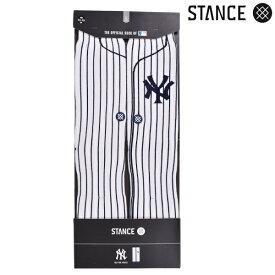 STANCE スタンス Yankees Home ヤンキース ホーム M545A18YAN ソックス HH H7