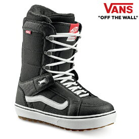 スノーボード ブーツ VANS バンズ HI STANDARD OG ハイスタンダード オージー BLACK WHITE 19 20-21モデル メンズ HH H18