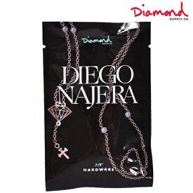 スケートボード パーツ ビス Diamond Supply Co. ダイヤモンド サプライ DIEGO NAJERA PRO 7/8 Z00DMSD508 HH H19