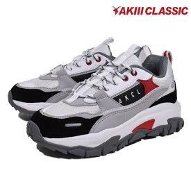 AKIII CLASSIC アキクラシック URBAN TRACKER アーバントラッカー AKC-0003 レディース シューズ 靴 ダッドスニーカー HH3 J13