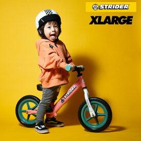 キッズ バランス バイク STRIDER ストライダー STRIDER×X-LARGE×ムラサキスポーツ 590968 ムラサキスポーツ限定 HH J31