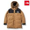 THE NORTH FACE ノースフェイス Mountain Down Coat マウンテン ダウン コート ND91935 メンズ アウター ジャケット GORE-TEX HH3 K10 MM