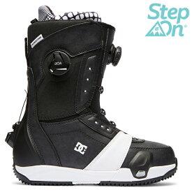 スノーボード ステップオン ブーツ DC ディーシー LOTUS STEP ON ロータス ADJO100023 20-21モデル レディース HH K18