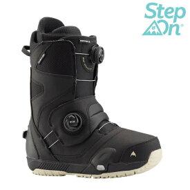 スノーボード ステップオン ブーツ BURTON バートン STEP ON PHOTON Wide ステップオン フォトン ワイド Black 20-21モデル メンズ HH K26