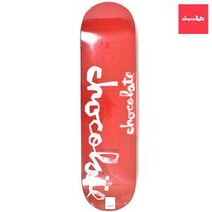 スケートボード デッキ Chocolate チョコレート CC14 KA ORIGINAL CHUNK 14 8.0インチ HH4 L25