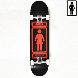 スケートボード コンプリートセット GIRL ガール GPC40-3 PRICE POINT COMPLETE 8.0インチ SEAN MALTOモデル II A13 MM