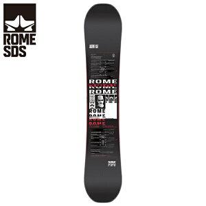 早期予約販売 スノーボード 板 ROME SDS ローム AGENT WIDE エージェントワイド 21-22モデル メンズ II B6