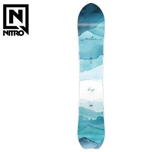 早期予約販売 スノーボード 板 NITRO ナイトロ DROP ドロップ 21-22モデル レディース II C8