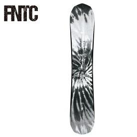 早期予約販売 スノーボード 板 FNTC エフエヌティーシー CAT シーエーティー 21-22モデル メンズ レディース II E14