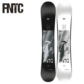 早期予約販売 スノーボード 板 FNTC エフエヌティーシー TNT C ティーエヌティー 21-22モデル メンズ レディース II E14