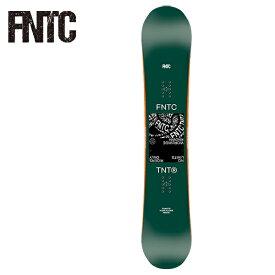 早期予約販売 スノーボード 板 FNTC エフエヌティーシー TNT R LTD ティーエヌティー 21-22モデル メンズ レディース II E14