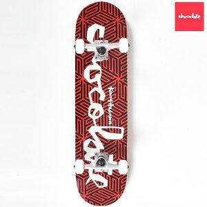 スケートボード コンプリートセット Chocolate チョコレート KAL MR OG CHUNK COMPLETE 8.0インチ 初心者 おすすめ II H14