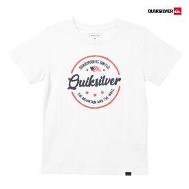ティーシャツ QUIKSILVER クイックシルバー KST192102 100cm〜160cm GX2 E8