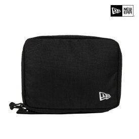 ポーチ NEWERA ニューエラ 11901466 TRAVEL SERIES MULTIPOUCH BLK OSFA GGS C29