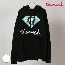 Diamond Supply Co. ダイヤモンド サプライ パーカー A21DMPF102S メンズ 長袖 パーカー II3 I8