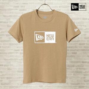NEW ERA ニューエラ ジュニア ボックスロゴTシャツ 半袖Tシャツ 12836786 ムラサキスポーツ限定カラー ボーイズ 半袖 Tシャツ II C30