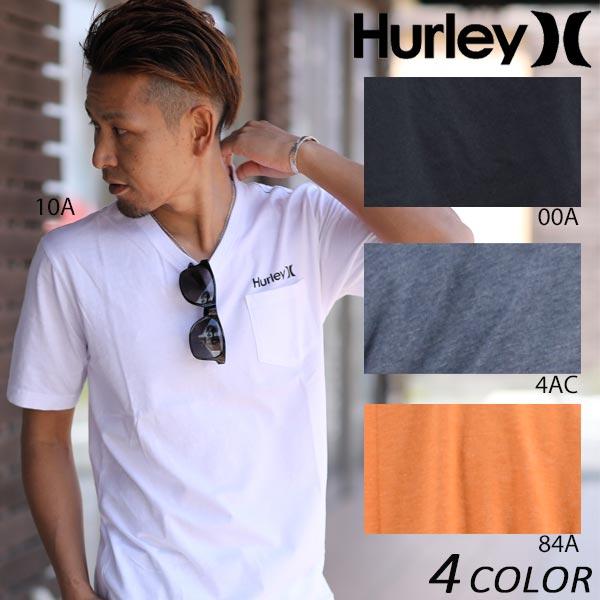 SALE セール 50%OFF メンズ 半袖 Tシャツ Hurley ハーレー MTSPVOAOP EE1 B28