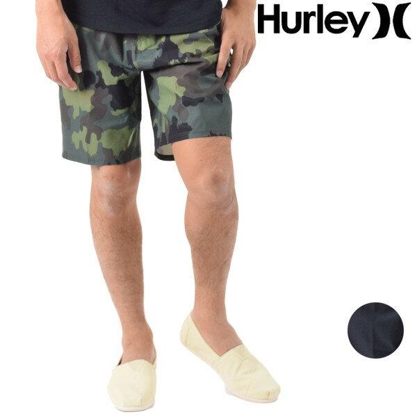 SALE セール 40%OFF メンズ 水着 トランクス ハイブリッド ショートパンツ 水陸両用 Hurley ハーレー MWS0005380 F1S E19 【返品不可】