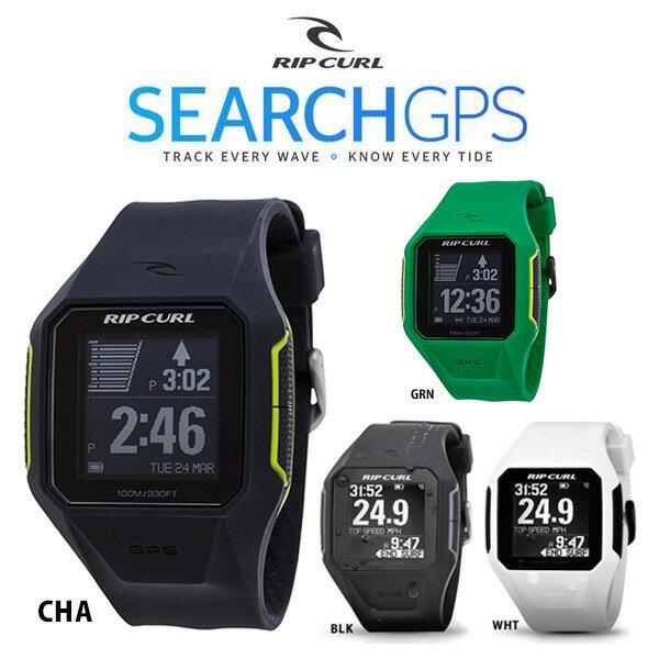 送料無料 時計 RIPCURL リップカール GPS機能付きサーフウォッチ A01-001 EE F26
