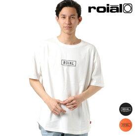 メンズ 半袖 Tシャツ roial ロイアル R902MDT03 GG2 G30