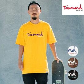 Diamond Supply Co. ダイヤモンド サプライ 半袖Tシャツ B20DMPA712 メンズ 半袖 Tシャツ II2 D6